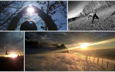 2. in 3. nagrada  na mednarodnem fotografskem natečaju EU3DOMS